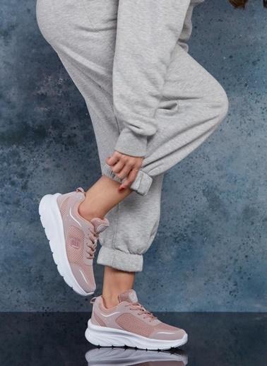 Dark Seer Ds3.5202 Sneaker 2021 Kadın Pudra